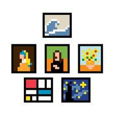 Perler Bead Templates, Diy Perler Beads, Perler Bead Art, Perler Patterns, Mini Cross Stitch, Beaded Cross Stitch, Cross Stitch Embroidery, Minecraft Pixel Art, Minecraft Designs