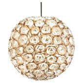 Tarra 1-Light Geometric Pendant