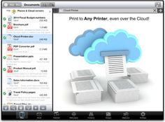 """World's iPad and iPhone Print App: """"PrintCentral Pro"""" - The best iOS printing solution Teaching Technology, Teaching Tools, Educational Technology, Instructional Technology, Instructional Design, Im App, 21st Century Learning, Tablet, Ipads"""
