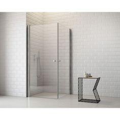 Duschhörna Elsa rak med klarglas Klassisk rak duschhörna i 5 mm säkerhetsklarglas med kromade handtag och matta profiler. Elsa har utrymme för utanpåliggande rör max 38 mm. Dörrar har lyftgångjärn går att öppna/stänga inåt och utåt. OBS: Notera att väggprofilerna sitter på annat mått. Se monteringsanvisning för mer infoFunktioner och Egenskaper- 90x90 cm med svängbara dörrar och lyftgångjärn- Höjd 190 cm- 5 mm säkerhetsglas- Plats för utanpåliggande rördragning (upp till 38 mm)… Elsa, Bauhaus, Divider, Bathroom, Furniture, Home Decor, Cornice, Camargue, Profile