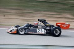 John Watson, John Goldie Racing with Hexagon (nuova livrea)