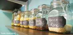 LOVE THIS IDEA .. where are all my jars ! ! ! !