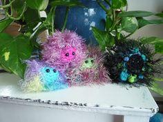 Sheep Dog's Fleece: Colorful Tribbles