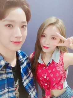 Wanna One 라이관린 (Lai KuanLin) CLC 엘키