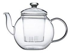 Teaposy Harvest Hochwertiger Teekrug L mit Glasfilter und Filter, Kitchenware, Tableware, Glass Teapot, Farm Stand, Chocolate Pots, Harvest, Tea Pots, The Heat