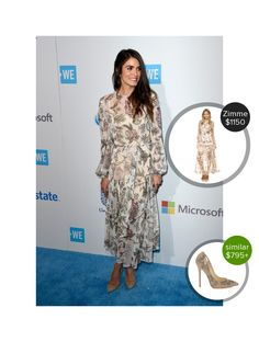 Nikki Reed at WE Day California 2016 - seen in Zimmermann. #zimmermann  #nikkireed @dejamoda