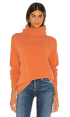 Shop for Tularosa Webster Pullover in Orange at REVOLVE. Free day shipping and returns, 30 day price match guarantee. My Shopping List, Online Shopping, What's In Your Bag, Vintage Inspired, Fashion Accessories, Curvy, Turtle Neck, Pullover, Orange