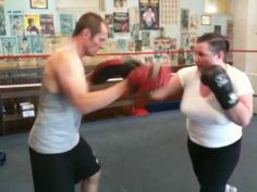 Fitness Boxing for Women - boxing for beginners
