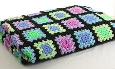 Ravelry: Project Gallery for Granny Square 53 pattern by Martha Brooks Stein