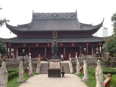 Confucian Temple @ Nanjing Nanjing, City Landscape, Gazebo, Temple, Outdoor Structures, Kiosk, Temples, Pavilion