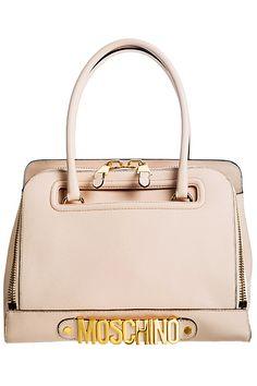 Moschino - Accessories - 2014 Spring-Summer handbag-demurebyj.com Cream Bags  494d7b47354