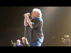 Thanks to the magnificent Mooneys, I saw this LIVE in Dallas, Dec. 2011. #foreverthankful-Bob Seger-Roll Me Away