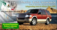 West Coast Insurance Services, offers cost-effective Mexico Auto Insurance policies that address the needs of their clients. The #México #AutoInsurance Division provides several Mexican auto insurance companies. http://westcoastri.com/mexico-auto-insurance