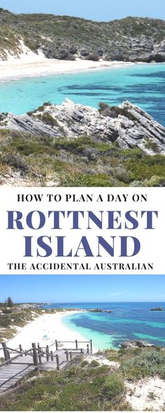 How to plan a day on Rottnest Island, Western Australia #travel #traveltips #traveldestinations