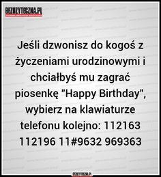 Jeśli dzwonisz do kogoś z… » Bezuzyteczna.pl- Codzienna dawka wiedzy bezuzytecznej