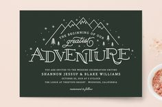 Adventurous by Sarah Guse Brown at minted.com