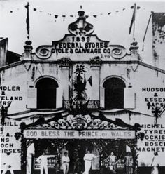 The old Cycle & Carriage Motor Company in Batu Road. Their competitor was Wearnes Brothers in Pudu Road.