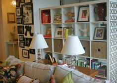 small space decorating- 470 square feet!