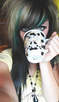 scene emo girl by ♥ BiBi BaRbArIc ♥, via Flickr, Go To www.likegossip.com to get more Gossip News!