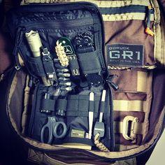 Goruck GR1 & TAD op1