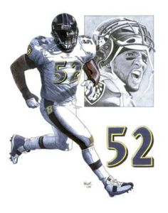 Ray Lewis by Rathskeller7 on @DeviantArt