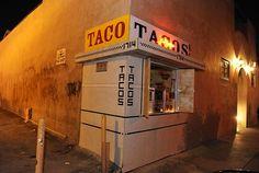 What to Eat at The Taco Shop at Las Palmas -- Grub Street
