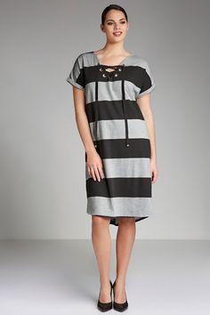 Sara Eyelet Knit Dress at EziBuy Australia. Buy women's, men's and kids fashion online. Online Dress Shopping, Dress Online, Fashion Competition, Knit Dress, Fashion Online, Kids Fashion, Dresses For Work, Knitting, Casual
