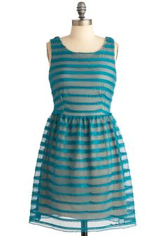this would be such a cute bridesmaid dress... TEAL!!
