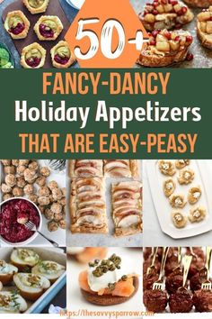 Sep 2019 - These elegant holiday appetizers are actually easy to make! You can serve fancy holiday appetizer recipes without the stress These are some of the best easy and elegant appetizers to bring to a party this Thanksgiving and Christmas! Best Christmas Appetizers, Elegant Appetizers, Appetizers For A Crowd, Easy Appetizer Recipes, Food For A Crowd, Easy Thanksgiving Appetizers, Christmas Party Food Menu, Fancy Party Food, Holiday Party Appetizers