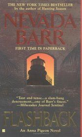 My mom enjoys this author, Navada Barr.  This book takes place at Fort Jefferson; may have to pick it up to read.