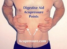 Relieve Indigestion, Ulcers, Acid Stomach, Gas Pains, Rib Pain & Side Stitches with Digestive Aid Acupressure Point Sp 16