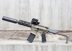 Honey Badger by Q.I really need to get one of these in my hands and to the range!