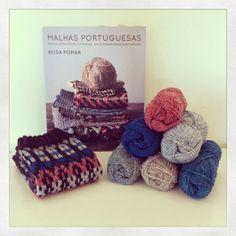 Libelinha Dourada's Mangas mindericas, pattern by Rosa Pomar