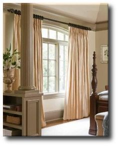 Wood Curtain Rod Collections From BasicQ