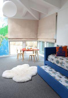 Décor do dia: quarto infantil moderninho