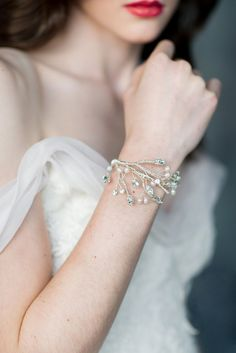 WIN!! Celestial Wanderer by Blair Nadeau: 2017 Bridal Adornments Collection
