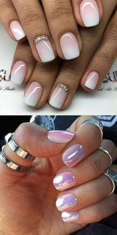 Nail Trends - 101+ #Pink #NailArt Ideas