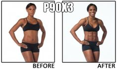 Tamara D. is a busy, self-employed #mom and #wife who was looking for a way to take her #fitness to the next level—but on a limited timetable. A one-time top fitness competitor, Tamara squeezed a 30-minute #P90X3 #workout into her #busy schedule for 90 days and accelerated her physique back to competition level, while still having time to juggle her active home life.