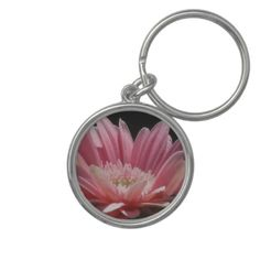 Shop for customizable keychains on Zazzle. Buy a metal, acrylic, or wrist style keychain, or get different shapes like round or rectangle! Pink Daisy, Key Chains, Different Shapes, Dean, Personalized Items, Flowers, Stuff To Buy, Key Fobs, Keychains