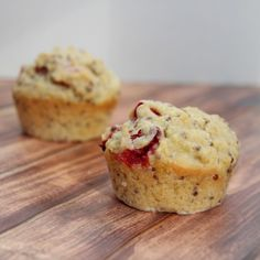 Quinoa Recipes: Quinoa and Cranberry Muffins - Family Food And Travel