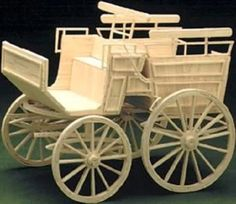 Wooden Wagon, Wooden Truck, Matchstick Craft, Transportation Crafts, Construction Crafts, Horse Drawn Wagon, Wagon Wheels, Old Wagons, Farm Toys