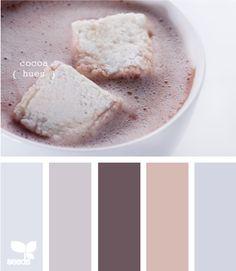 Cocoa hues
