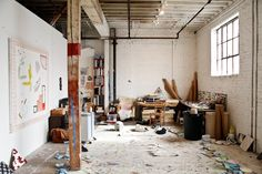 In The Make | Rebecca Morris