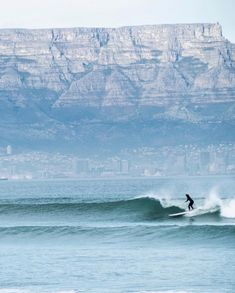 Blouberg waters with Table Mountain as a backdrop 🙂 📸: (I. Stuff To Do, Things To Do, Cape Town South Africa, Table Mountain, Game Reserve, Backdrops, Scenery, Wildlife, Waves