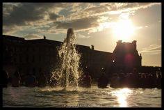 Praça do Louvre / Plaza del Louvre / Louvre Square [2010 - Paris - França / Francia / France] #fotografia #fotografias #photography #foto #fotos #photo #photos #local #locais #locals #cidade #cidades #ciudad #ciudades #city #cities #europa #europe #turismo #tourism