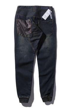 M XXL 2014 vaqueros para hombre caliente de diseño famosa marca de moda  para hombre flaco 4fb6ef496d65