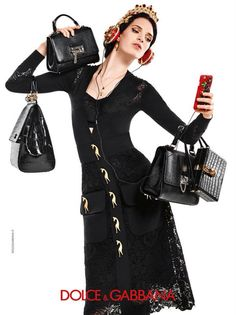 4595b1da313b Dolce   Gabbana redefines the idea of family for its fall-winter 2015 ad  campaign  Fashion