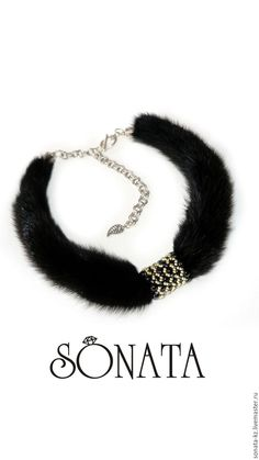 Scarf Necklace, Collar Necklace, Fashion Necklace, Faux Fur Accessories, Jewelry Accessories, Fine Jewelry, Women Jewelry, Jewelry Making, Christmas Fashion