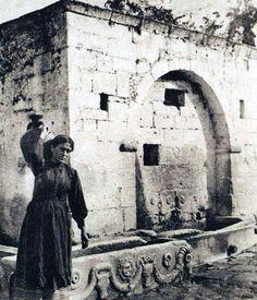 Κρήτη, Ηράκλειο, βρύση στους Αγίους Δέκα, 1919