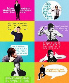 Norman Reedus in his own words